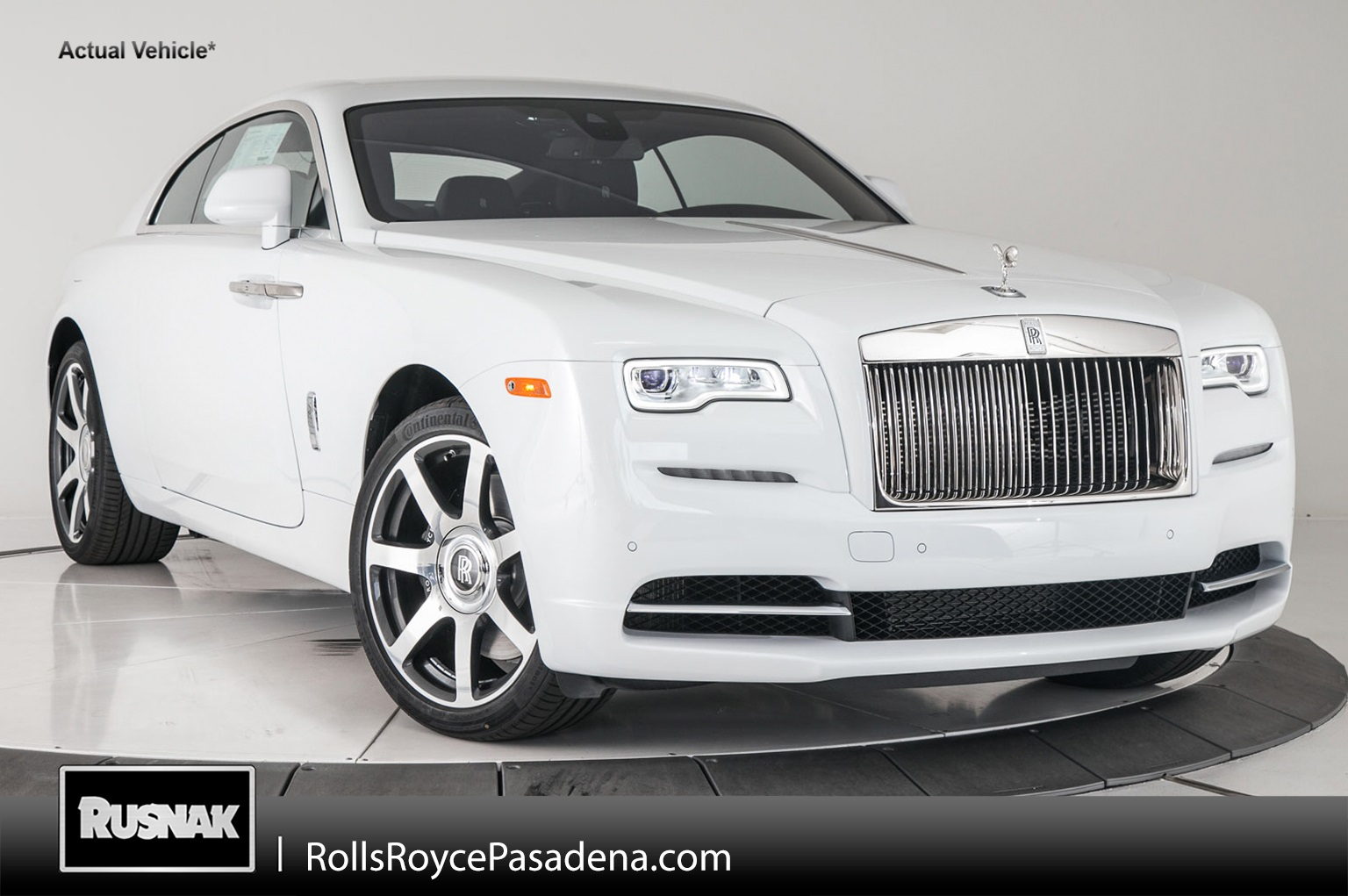 Certified Pre-Owned 2019 Rolls-Royce Wraith