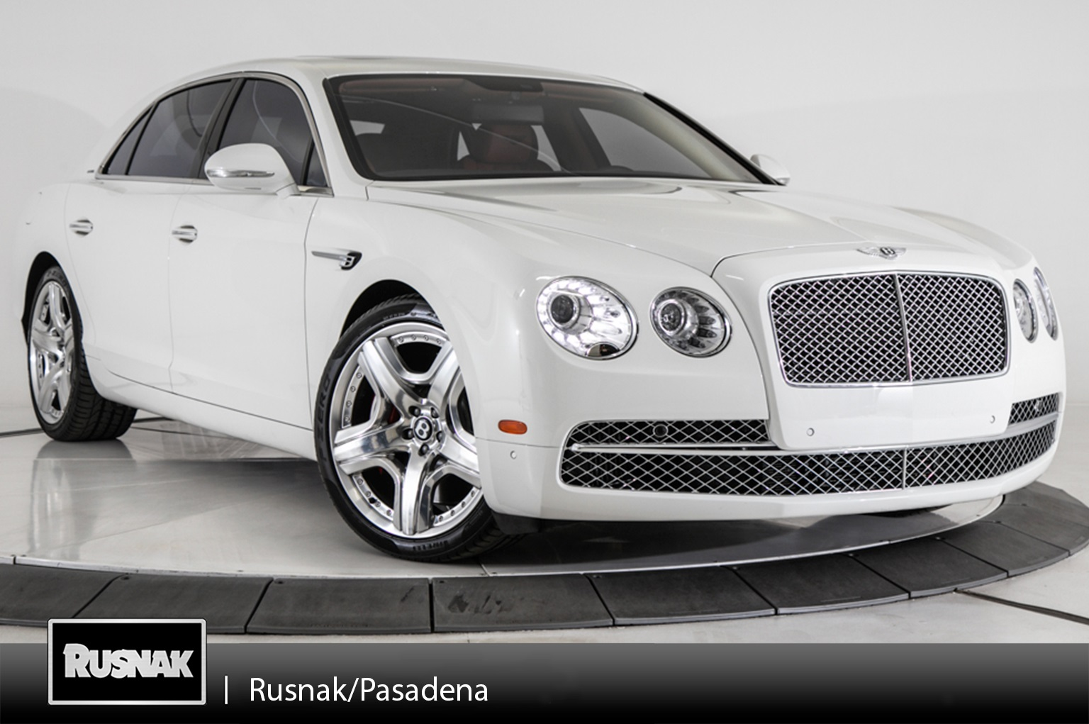 Pre-Owned 2015 Bentley Flying Spur W12