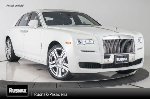 Certified Pre-Owned 2017 Rolls-Royce Ghost